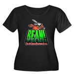 BEAN! The D2 RPG Women's Plus Size Scoop Neck Dark
