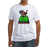 BEAN! The D2 RPG Fitted T-Shirt