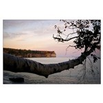 Pictured Rocks National Lakeshore Large Poster