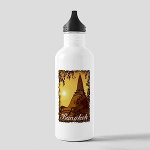 Vintage Bangkok Stainless Water Bottle 1.0L