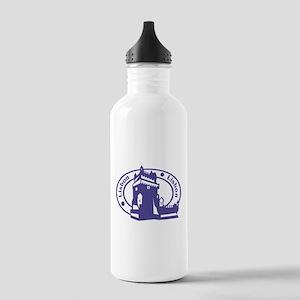 Lisbon Stainless Water Bottle 1.0L