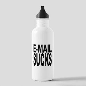 E-Mail Sucks Stainless Water Bottle 1.0L