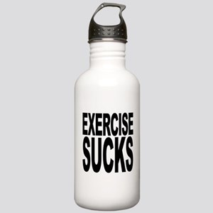 Exercise Sucks Stainless Water Bottle 1.0L
