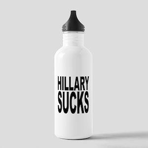 Hillary Sucks Stainless Water Bottle 1.0L