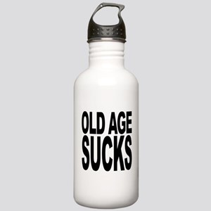 Old Age Sucks Stainless Water Bottle 1.0L