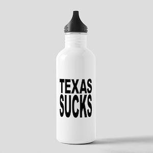 Texas Sucks Stainless Water Bottle 1.0L
