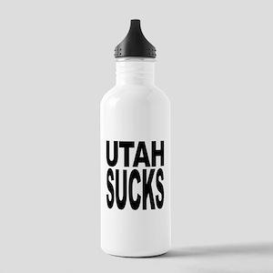 Utah Sucks Stainless Water Bottle 1.0L