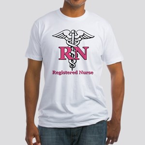 Registered Nurse Fitted T-Shirt
