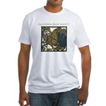 Cal Bach Fitted T-Shirt