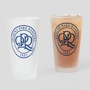 Queens Park Rangers Seal Drinking Glass