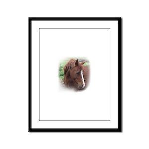 Sadie Framed Panel Print