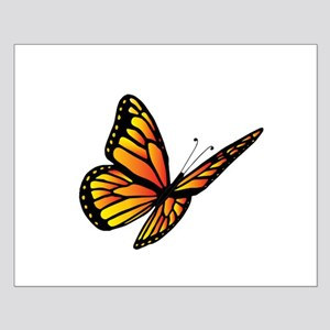 Butterfly Monarch Small Poster