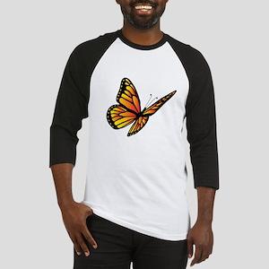 Butterfly Monarch Baseball Jersey