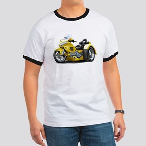 Goldwing Yellow Trike Ringer T