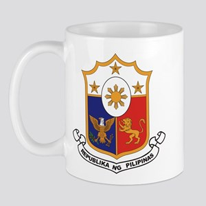 Philippines Coat of Arms Mug