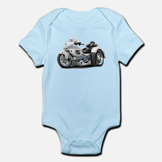 Goldwing White Trike Infant Bodysuit