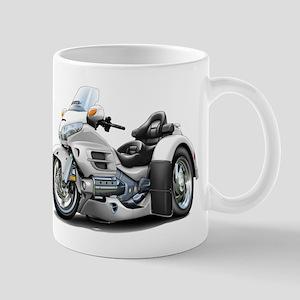 Goldwing White Trike Mug