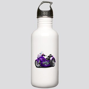Goldwing Purple Trike Stainless Water Bottle 1.0L