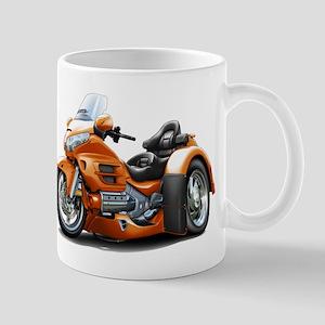 Goldwing Orange Trike Mug