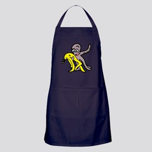 OCTOPUS DANCER Apron (dark)