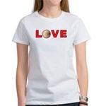 Volleyball Love 3 Women's T-Shirt