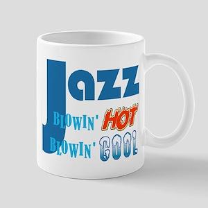 Jazz Blowin Hot Blowin Cool Mug