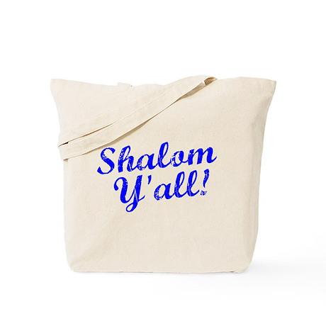 Shalom, Y'all! Tote Bag