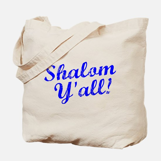 Shalom, Y'all! Tote Bag