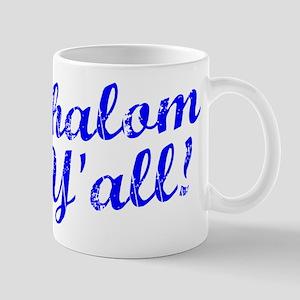 Shalom, Y'all! Mug
