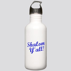 Shalom, Y'all! Stainless Water Bottle 1.0L