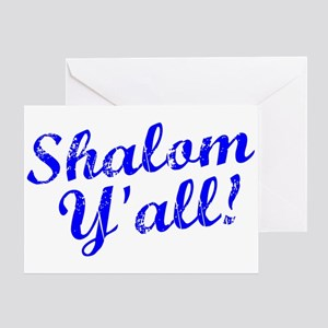 Shabbat greeting cards cafepress greeting card m4hsunfo