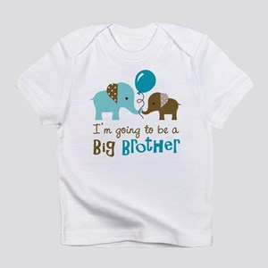 Big Brother to be - Elephant Infant T-Shirt
