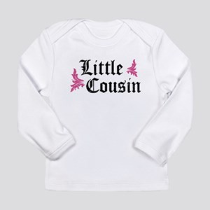 Little Cousin - Vintage Long Sleeve Infant T-Shirt