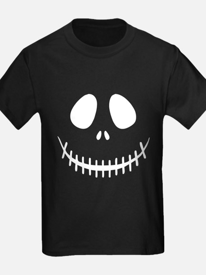 Skeleton Face T