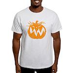 Grunge Pumpkin Light T-Shirt