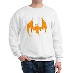 Grunge Bat Sweatshirt