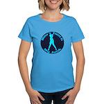 Don't Touch My Junk Women's Dark T-Shirt