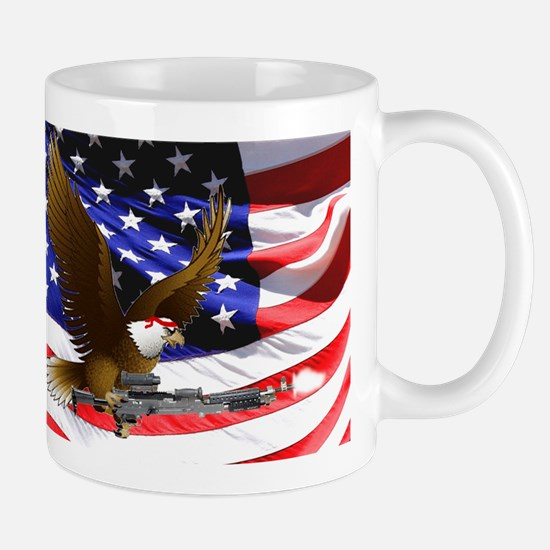 Warrior Eagle Mug