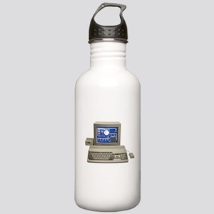 AMIGA Computer Stainless Water Bottle 1.0L