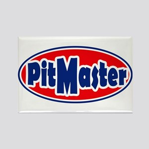 PitMaster Oval Rectangle Magnet