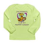 Thanksgiving Kids Long Sleeve Infant T-Shirt