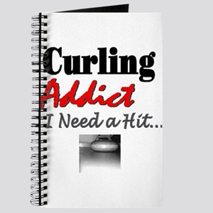 Curling Addict (Hit) Journal