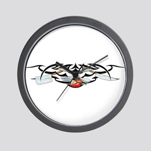 Chef Design Wall Clock