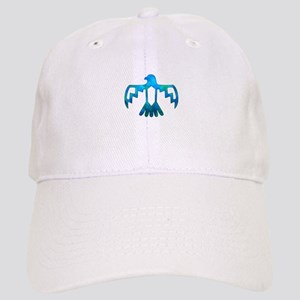 Blue-Green Thunderbird Cap
