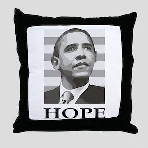 HOPE: Throw Pillow