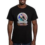 New TSA Logo Men's Fitted T-Shirt (dark)