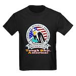 New TSA Logo Kids Dark T-Shirt