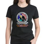 New TSA Logo Women's Dark T-Shirt