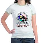 New TSA Logo Jr. Ringer T-Shirt