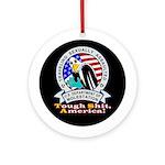 New TSA Logo Ornament (Round)